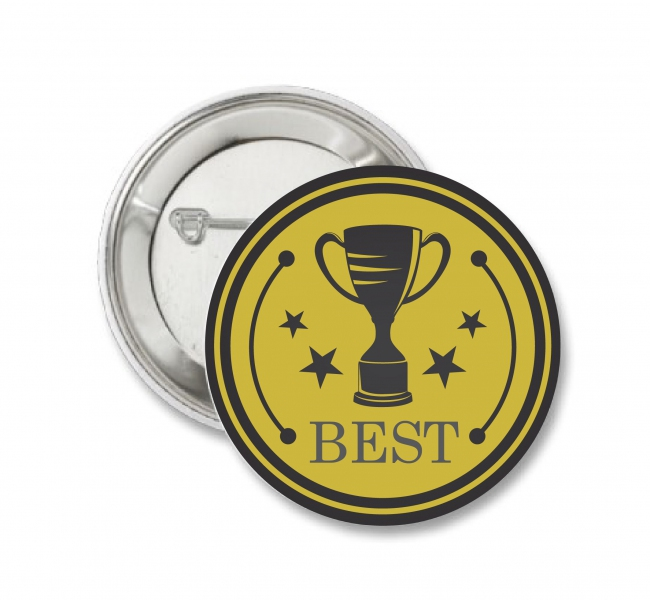 SBA1014 Personalized Badges