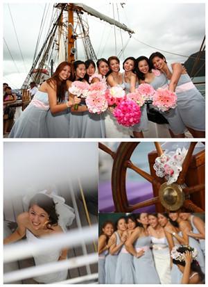 38955e9e4a6 Heng Leong   Yann Yann – Legendary Yacht Wedding