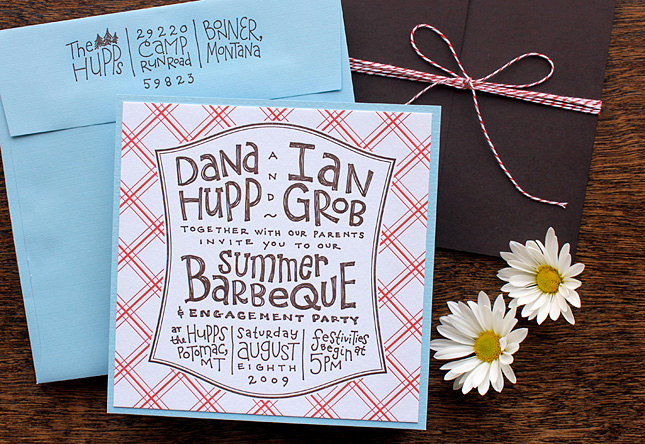 all about handwritten wedding invitations