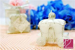 WCH2002 Cinderella Carriage Candle - As Low As RM3.80 / Pc
