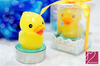 WCH2019 Rubber Ducky Candles - As Low As RM3.80 /Pc