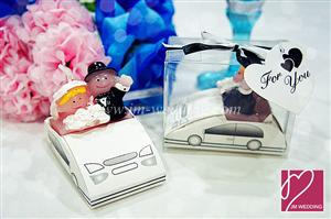 WCH2031 Couple n Car Candle Favor - As Low As RM4.00 /Pc