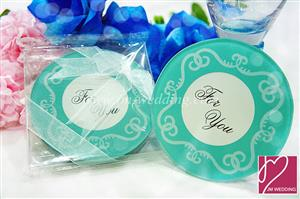 "WCOA2024 ""The Difference a Kiss Can Make""  Photo Coasters (2 Pcs) - As Low As RM3.31/Set"
