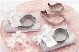 "WKD2009  ""Tweet Baby"" Mamma and Baby Bird Cookie Cutters (Pink/Blue) - As Low As RM4.50 / Pc"