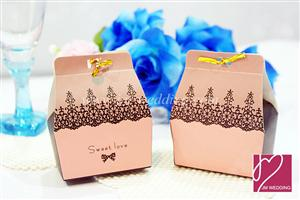 WPB2006-1 Sweet Love Wedding Favor Boxes - As low as RM0.40/pc
