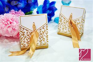WPB2026 Noble Gold Box Favor - As Low As RM0.40 /Pc