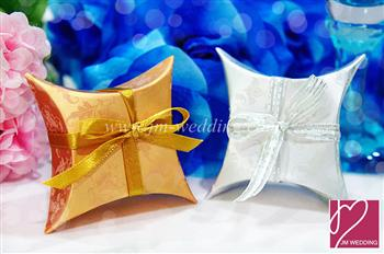WPB2032 Noble Shape Box Favor- As Low As RM0.40 /Pc