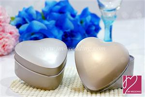 WSB2005 Heart Shaped Tin Containers - As low as RM1.10 /Pc